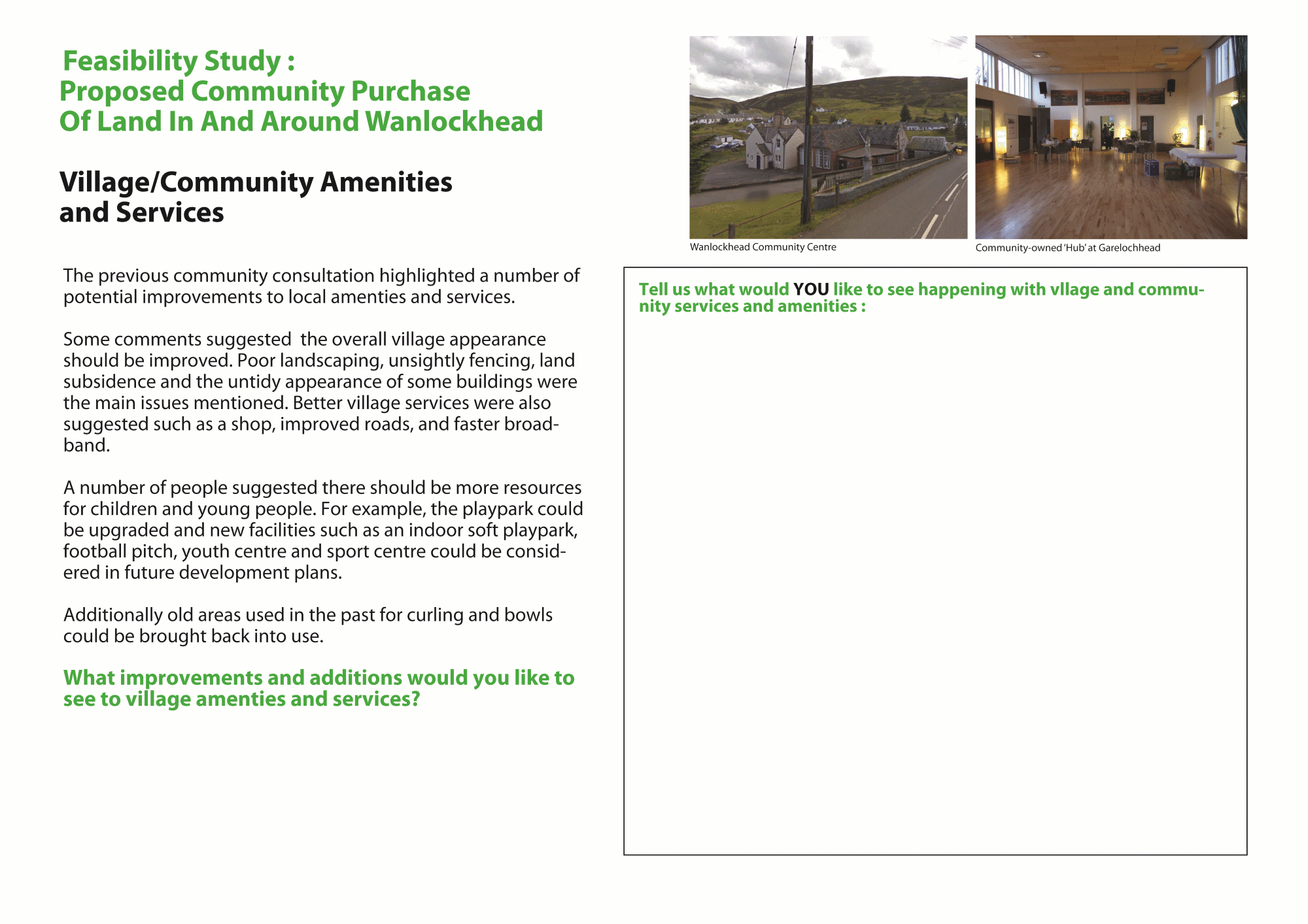 Wanlockhead Drop In Event 28 August Presentation Sheets